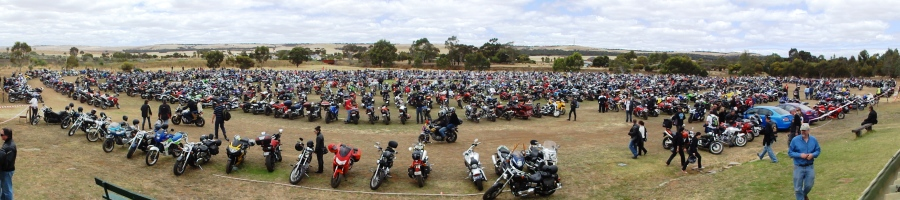 Callington Oval #2, 2011 Toy Run