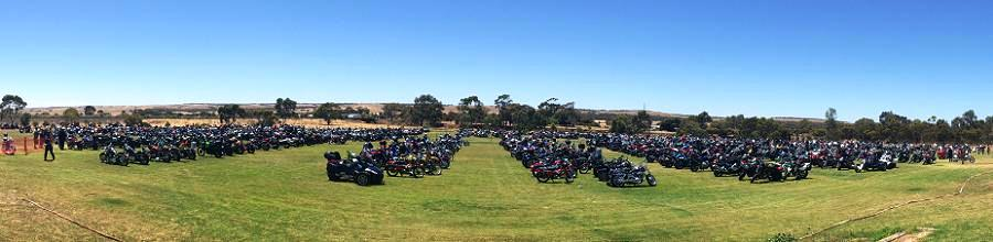 Callington Oval #2, 2014 Toy Run